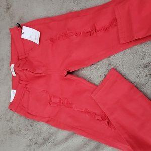 Forever 21 Jeans - Distressed denim